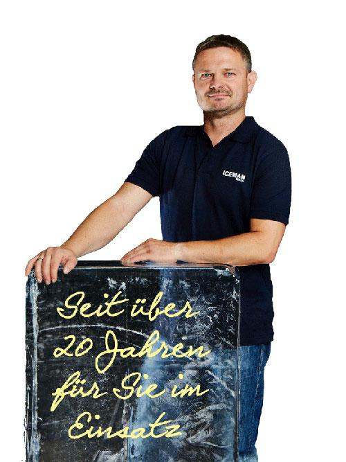 Iceman Berlin - Kontakt